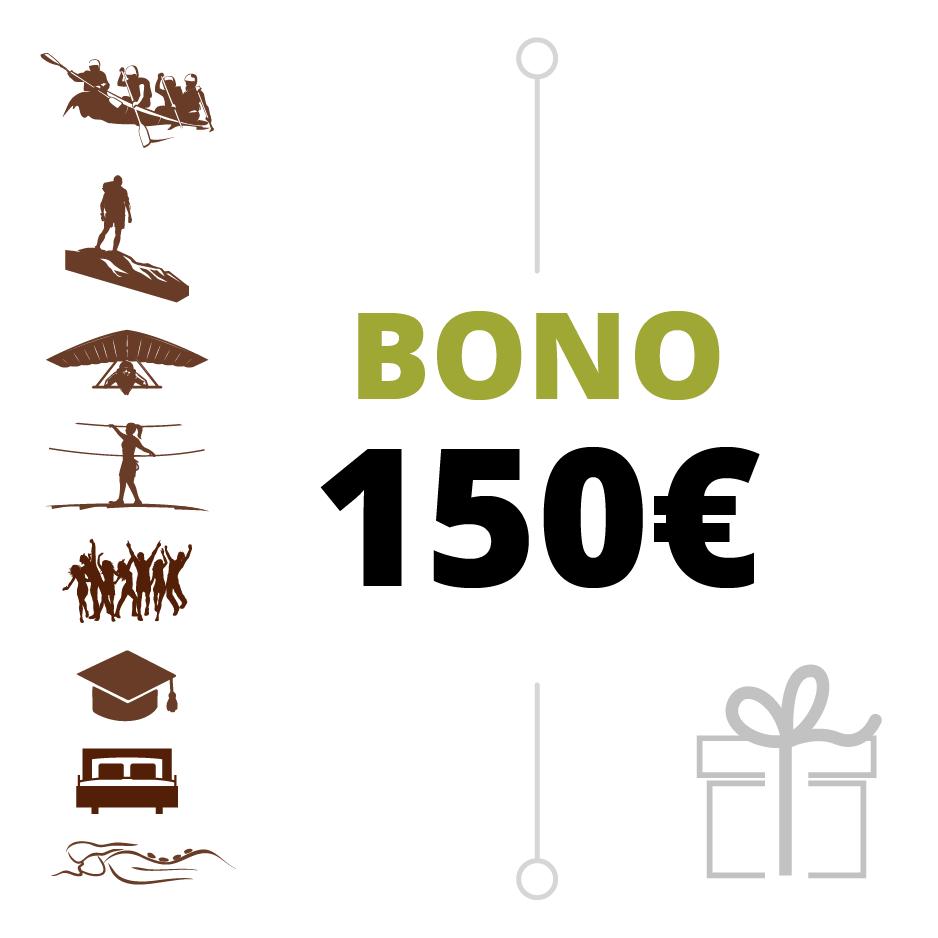 BONO REGALO 150 €